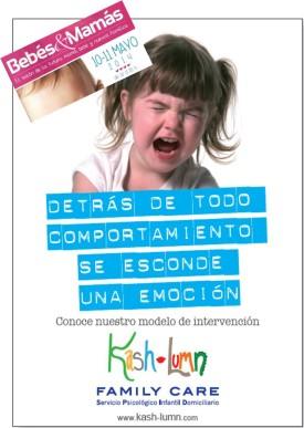 KASH-LUMN Family Care en Salón Bebés&Mamás 2014