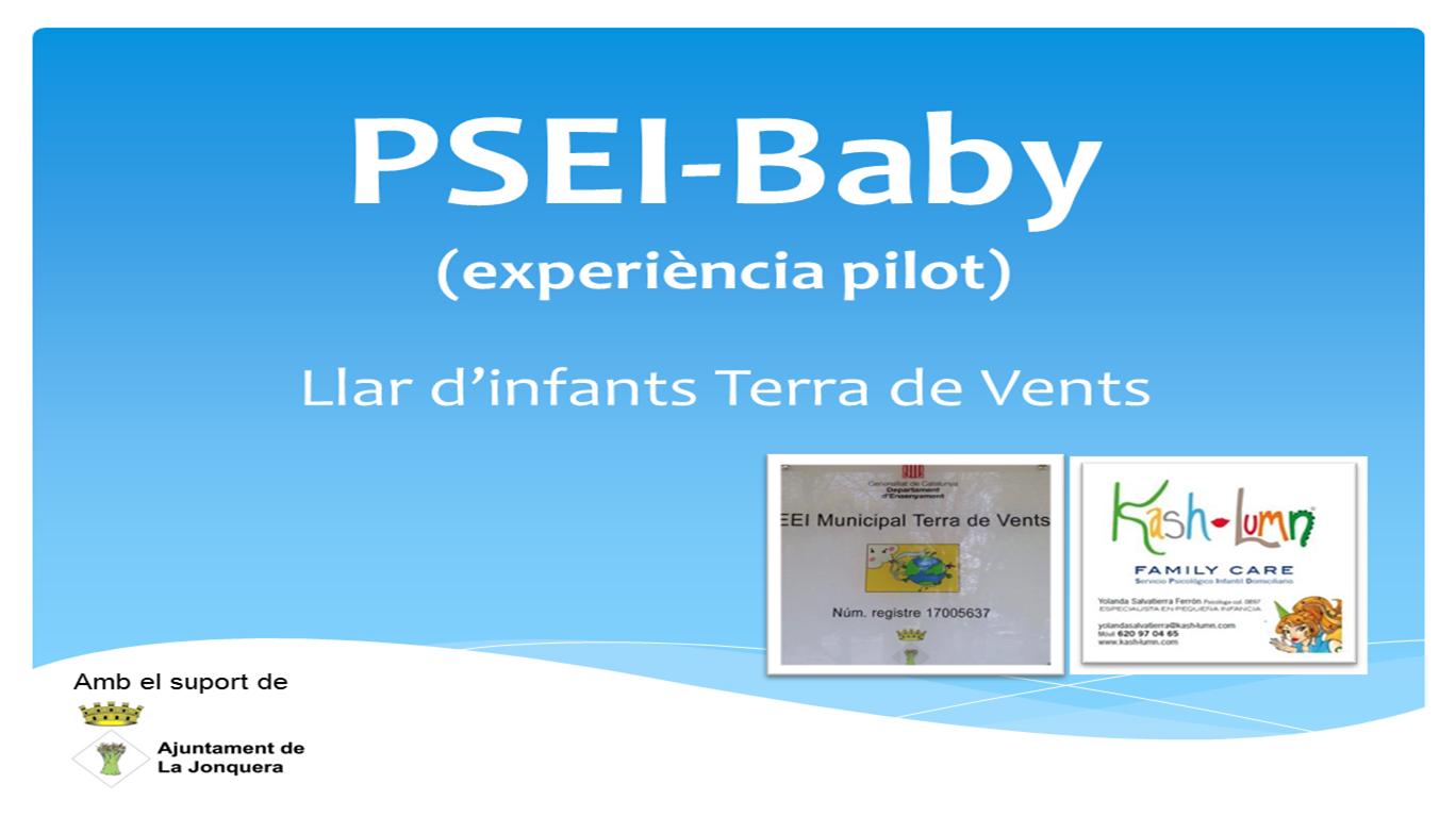 DOCUMENTO PSEI-Baby